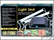 ExoTerra Light Unit Glomat 2 x 20W T8 (1ks)