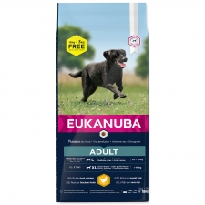 EUKANUBA Adult Large Breed - BONUS (18kg)