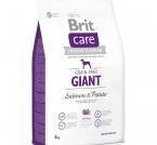 BRIT Care Grain-free Giant Salmon & Potato (3kg)