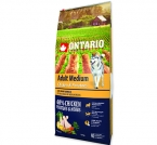 ONTARIO Adult Medium Chicken & Potatoes & Herbs (12kg)
