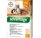 Advantage 40 mg spot-on (0,4ml)