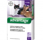 Advantage 80mg spot-on (0,8ml)