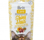 BRIT Care Cat Snack Shiny Hair (50g)
