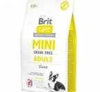 BRIT Care Mini Grain Free Adult Lamb (2kg)