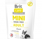 BRIT Care Mini Grain Free Adult Lamb (400g)